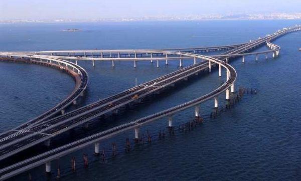 Image result for world's longest sea bridge