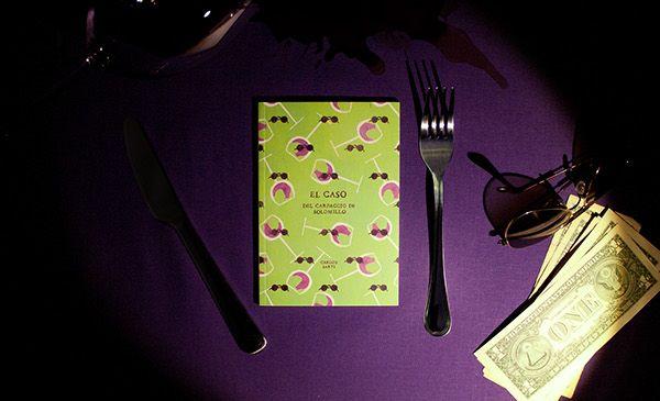 Novelized Recipes - DIA Supermarket on Behance