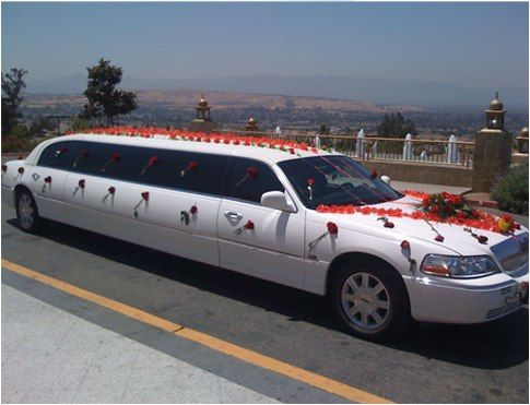 Wedding Gown Ready Make Up Done Wedding Venue Ready Bride S Ride Hire A Limo And Make It A Night Of G Wedding Limo Limousine Transportation Services