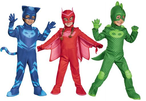 Disney jr · Cute Halloween costume ideas for kids - be your favorite character from PJ Masks this Halloween  sc 1 st  Pinterest & Cute Halloween costume ideas for kids - be your favorite character ...