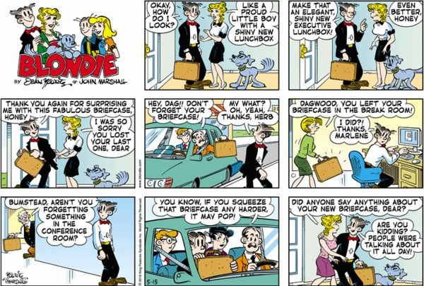 Regret, cartoon dagwood sex and blondie are