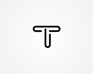 Titanium Letter T Logo Logo Design Titanium Letter T Logo Files Available Are Illustrator Eps Editable R Letter Logo Design Logo Design Cool Lettering