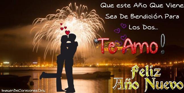 Postales De Ano Nuevo Para Mi Amor Imagenes Diciembre Pinterest
