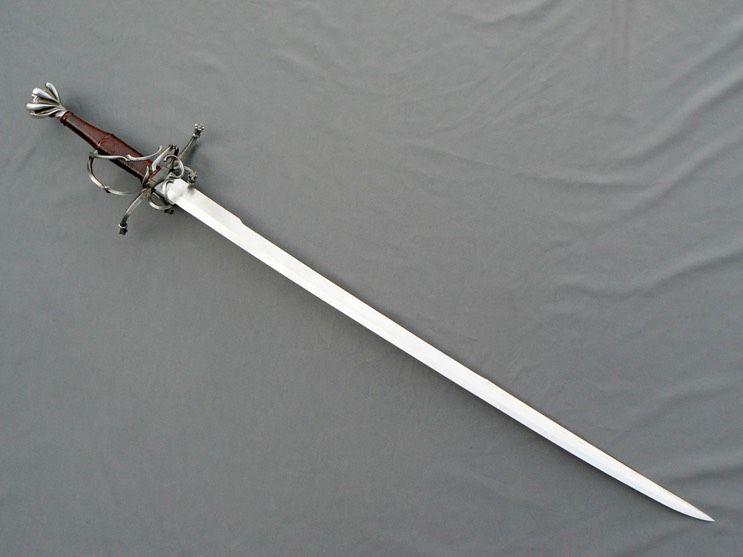Howlingtime Swiss Saber 16th Century I Rapier Sword
