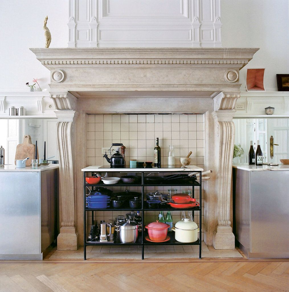 The Architect David Van Severen at Home Isabelle Pinterest