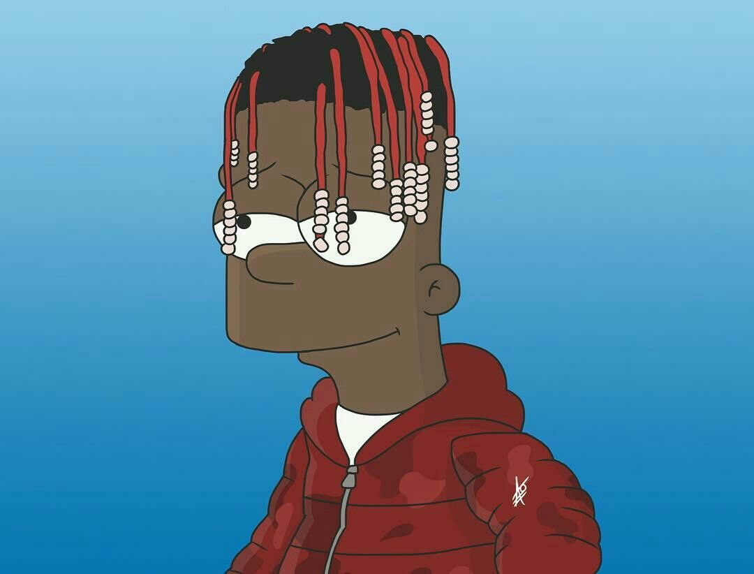 Pin By Crystal Thomas On Paint In 2019 Lil Yachty Swag Cartoon