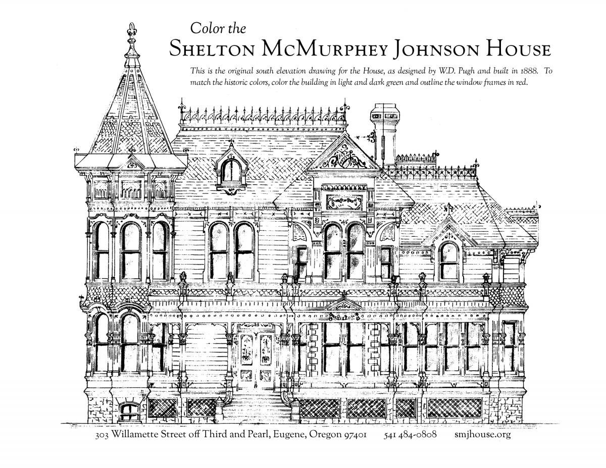 Image Result For Printable Coloring Pages Adults Victorian Houses
