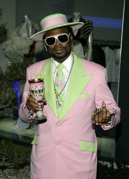 Bishop Don Magic Juan Can Rock A Suit Do I Hear Akas Screaming