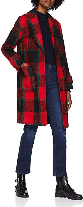 Damen Blanket New Look 5951294Rotred Toronto Mantel n0OmyvN8w