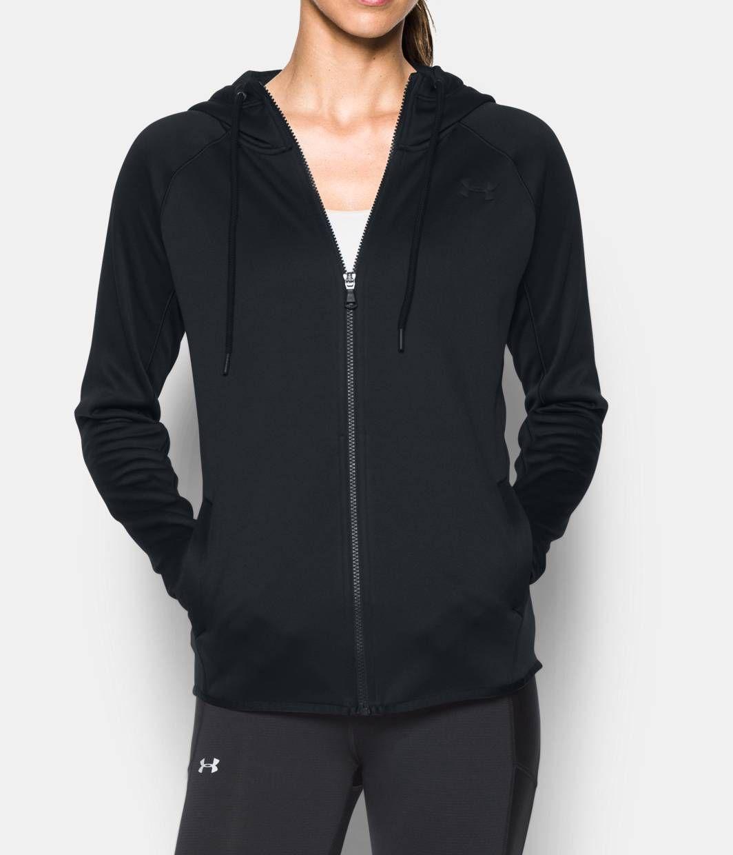 Women's UA Storm Armour Fleece® Lightweight Full Zip Hoodie | Full ...