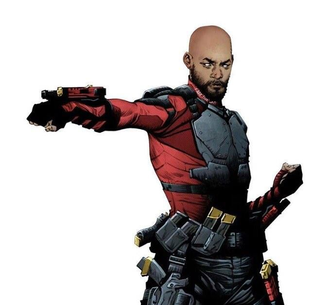Deadshot by Jae Lee