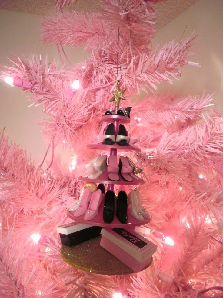 Pin by Keren Humphrey on Hohoho Pinterest Pink christmas and