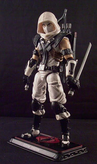 gi joe storm shadow toys stronoxs custom lab toys