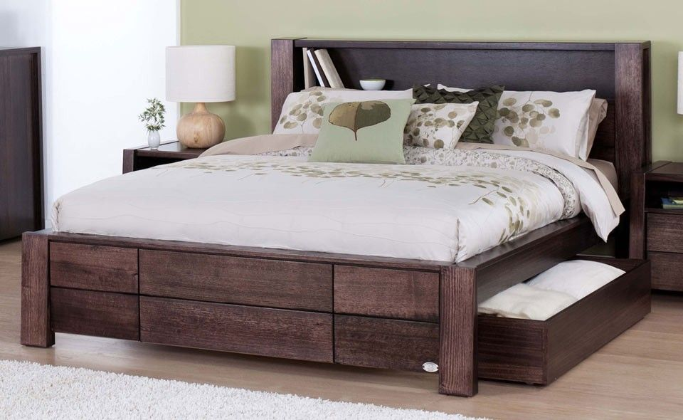 Looking For Someone Who Can Build Us A Platform Wood Bed