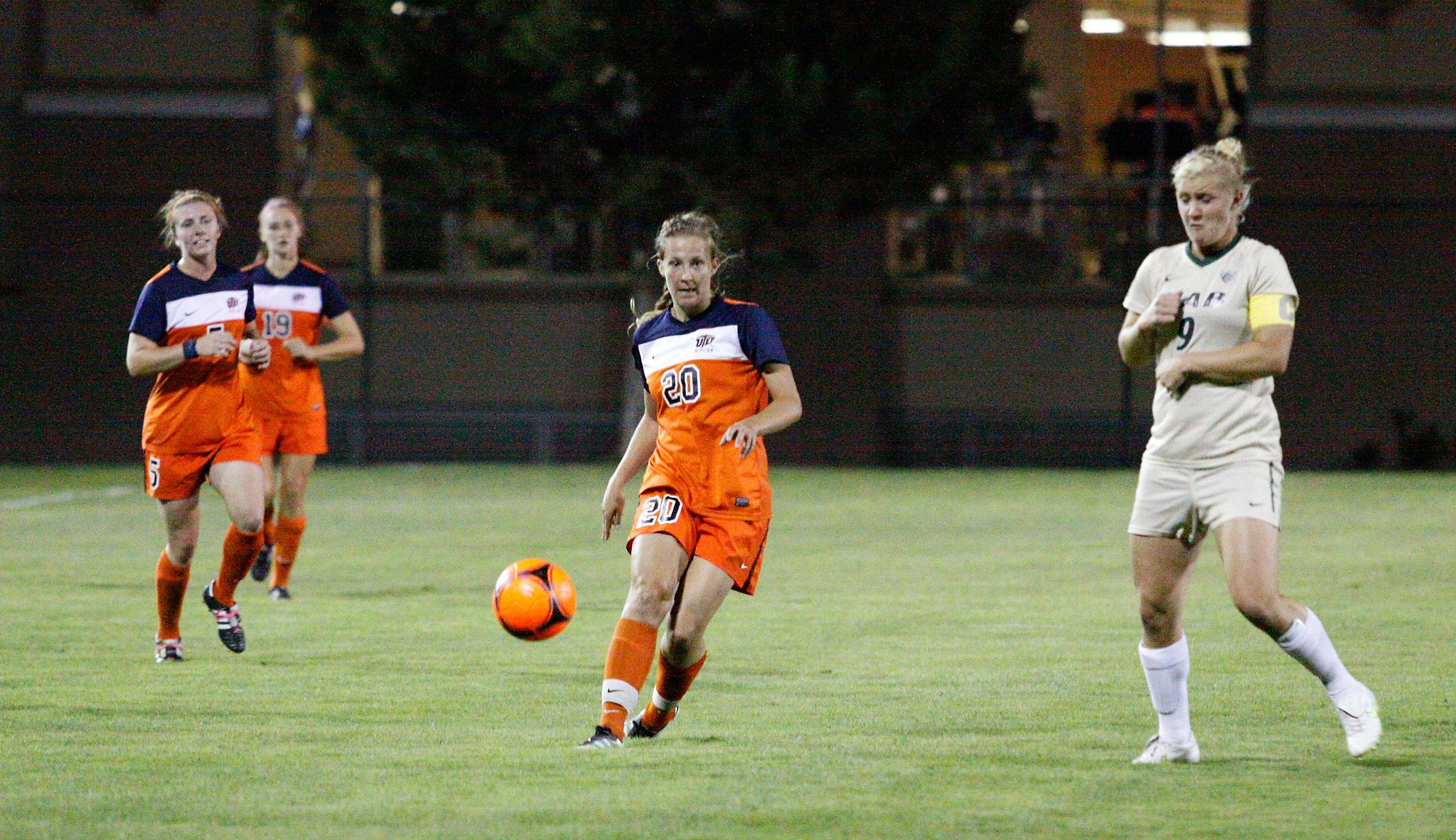 Tori Martyn Utep 10 8 Fall Sports Womens Soccer Mens Soccer
