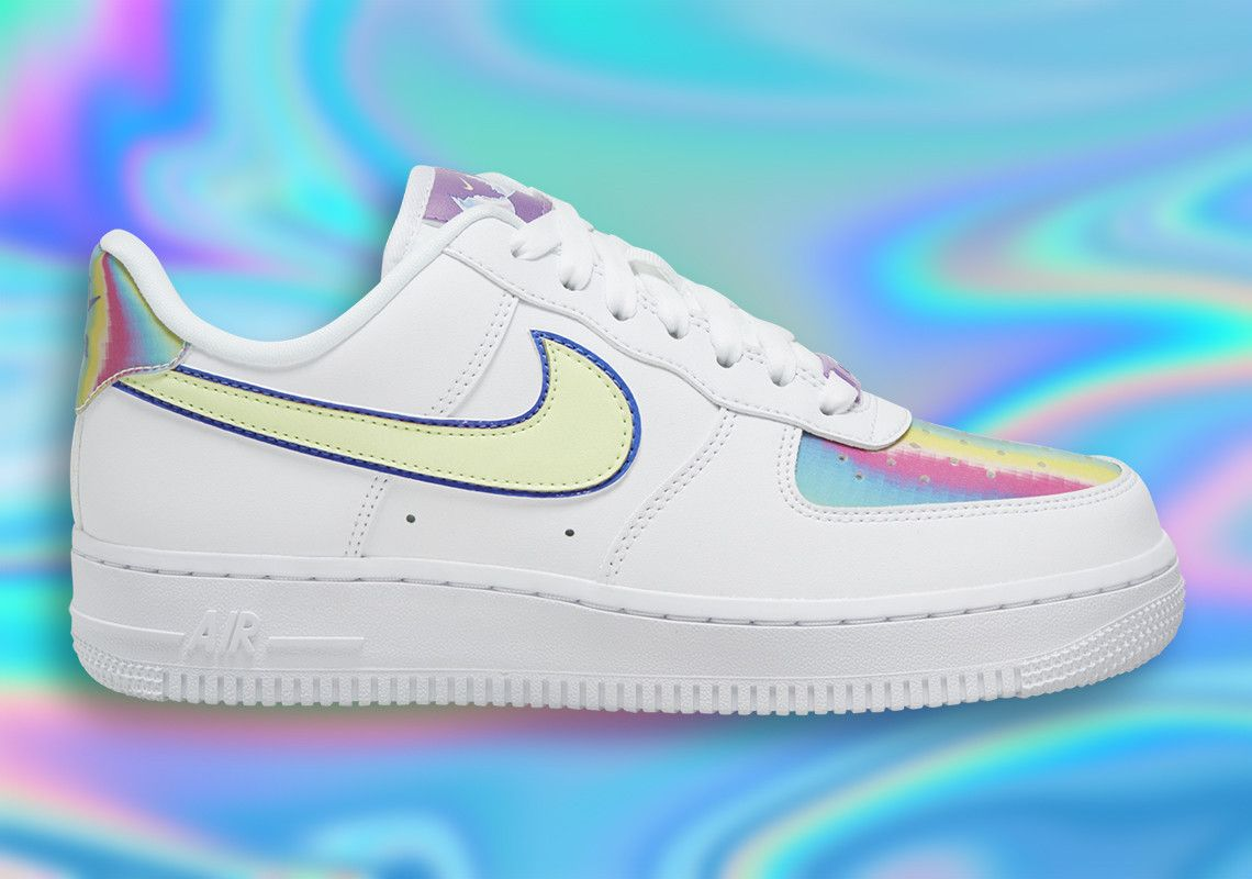 NIKE AIR FORCE 1 EASTER White Woman buy online