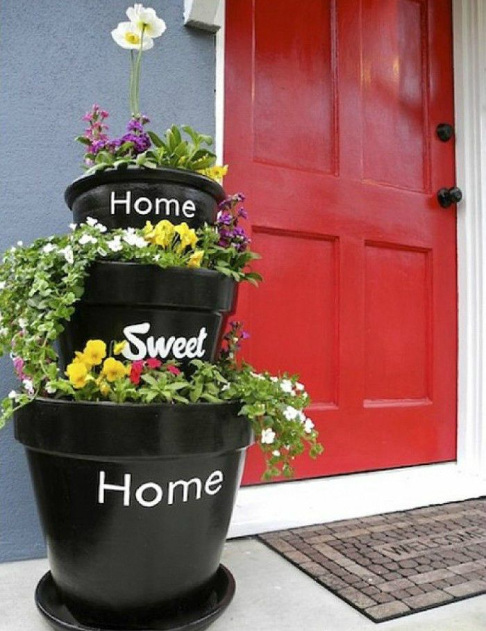10 tips for bringing spring to your front porch potted flowers 10 tips for bringing spring to your front porch mightylinksfo Image collections