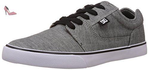 DC Shoes Tonik, Sneakers Basses Homme, Blanc, 40.5 EU