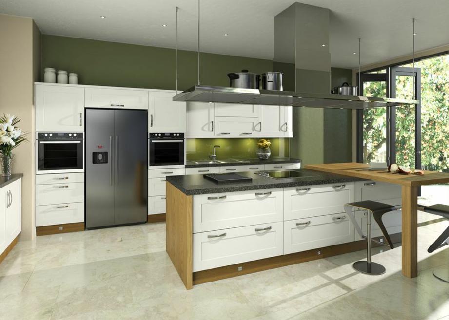 Linea Ivory - Mastercraft Kitchens | Home | Pinterest
