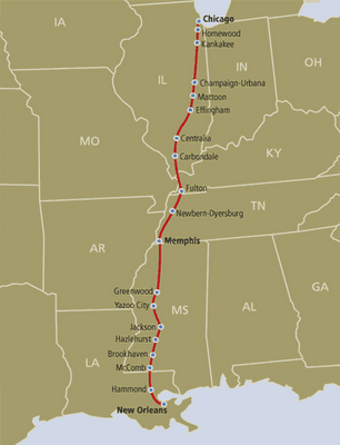 Southern Railroad Map On The Wall Guest Room Pinterest Train - Amtrak map of routes in us