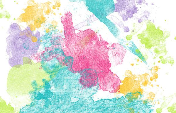 How To Make Your Own Watercolor Brushes In Adobe Photoshop More