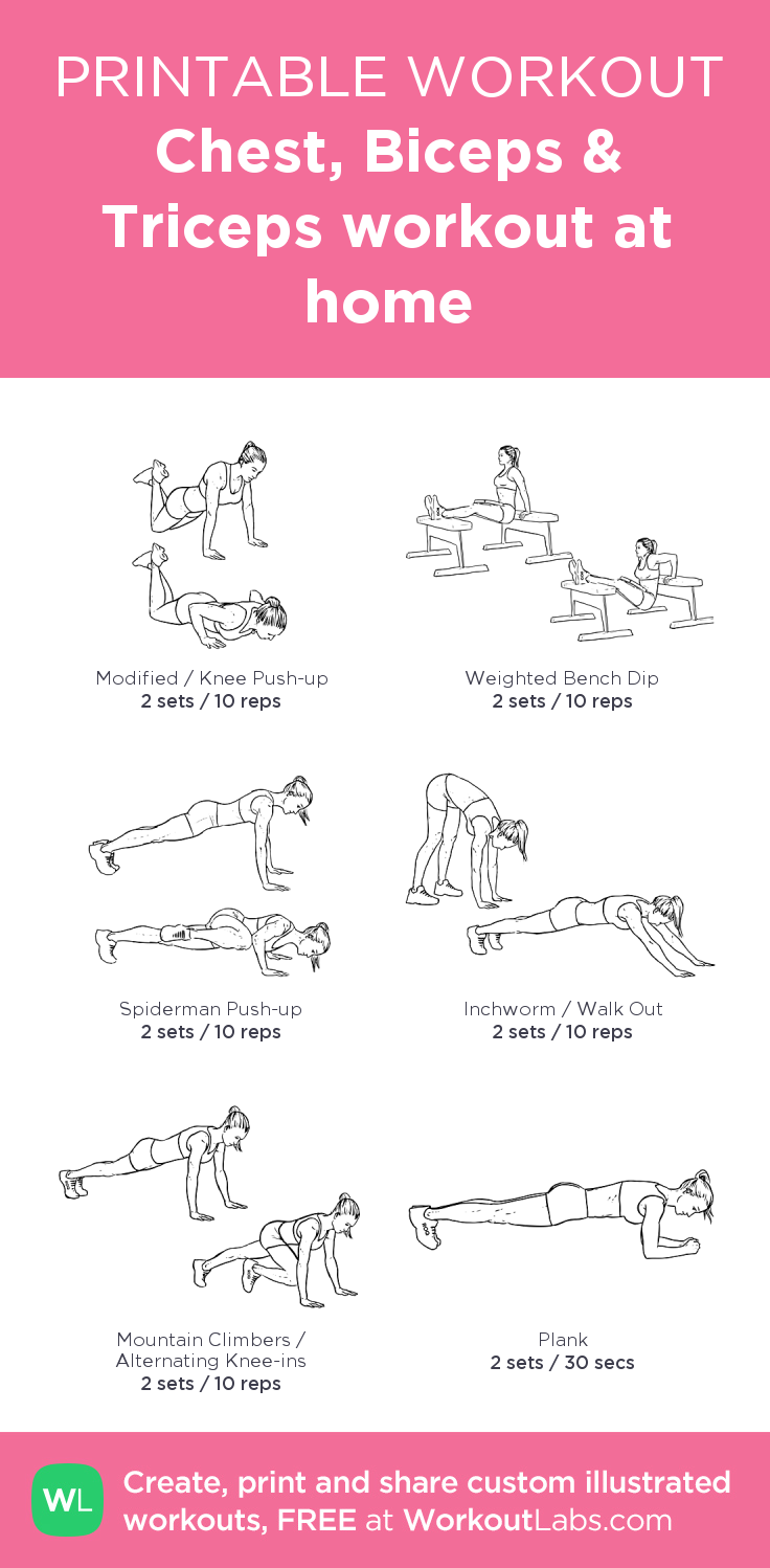 Pin on Workout