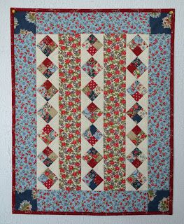 Americana Doll Quilt - FOR SALE HERE While sorting through my ... : doll quilts for sale - Adamdwight.com