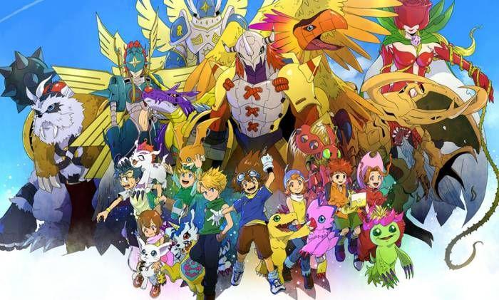 Film Seri Anime Terbaik Digimon