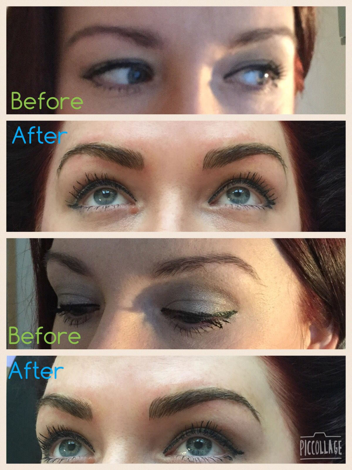 Megan Fox Style Brows By Me Semipermanentmakeupbyniaome