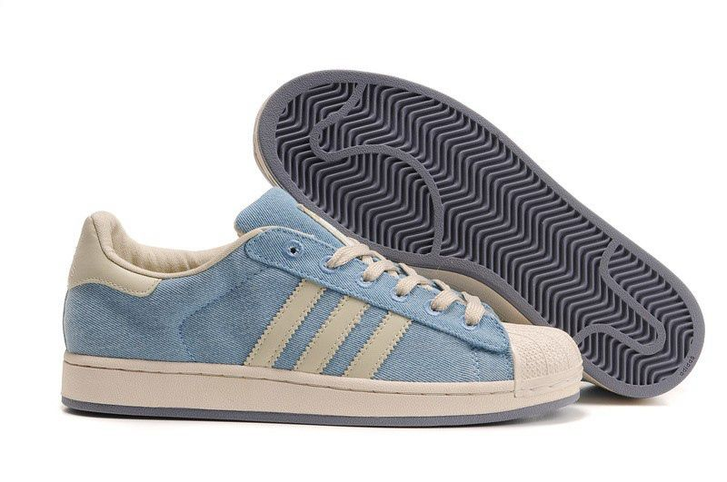 sports shoes 447d4 c4150 Buy Adidas Superstar 2 909244 Jeans Blue White Trainers Sneaker UK  http   www