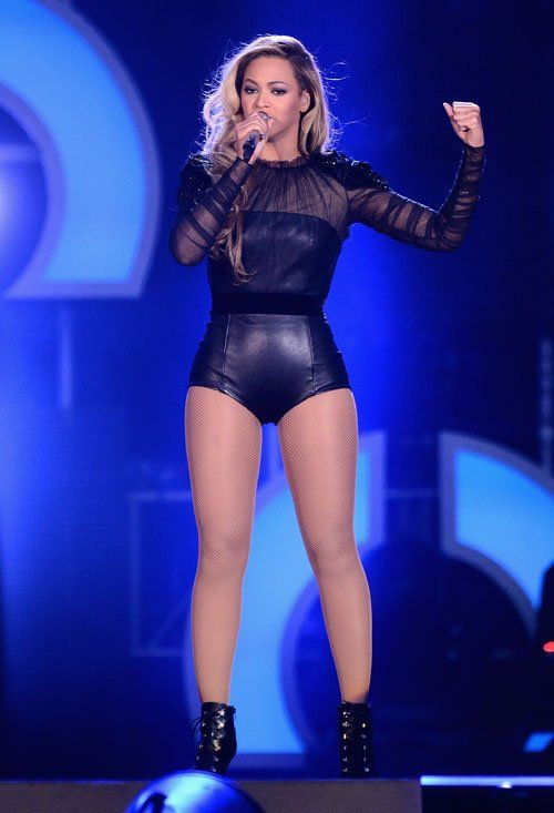 Fabulously Spotted: Beyonce Knowles Wearing Gucci - 'Chime For Change' Concert Performance - http://www.becauseiamfabulous.com/2013/06/beyonce-knowles-wearing-gucci-chime-for-change-concert-performance/