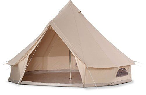 Dream House Diameter 5m Big 4 Season Canvas Cabin Waterproofing Camping Tents With Stove Jack Click Image To Re Tent Glamping Luxury Camping Tents Tent Sale