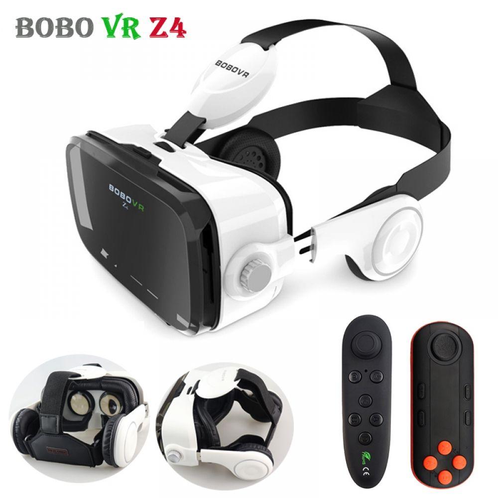 Bobovr Leather 3d Cardboard Helmet Virtual Reality Device Virtual Reality Goggles Virtual Reality Headset Virtual Reality Glasses
