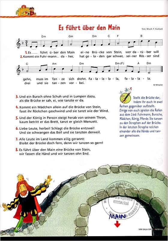 Bild 4/6 | Kita: TEXTE various | Songs, Kindergarten und ...
