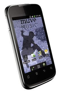 Muve Music Dances Its Way Into The Huawei Ascend Ii Muve Music Samsung Galaxy Tab
