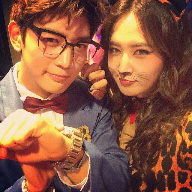 Choi Minho och Yuri dating 2014bara koppla in medlem