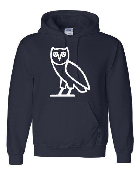 Drake owl hoodie