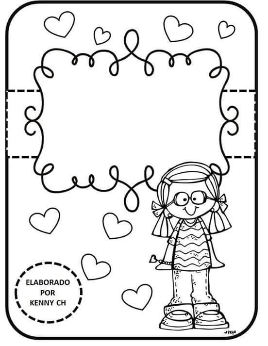 Pin de Jeanneth en bordes para actividades | Pinterest | Escuela ...