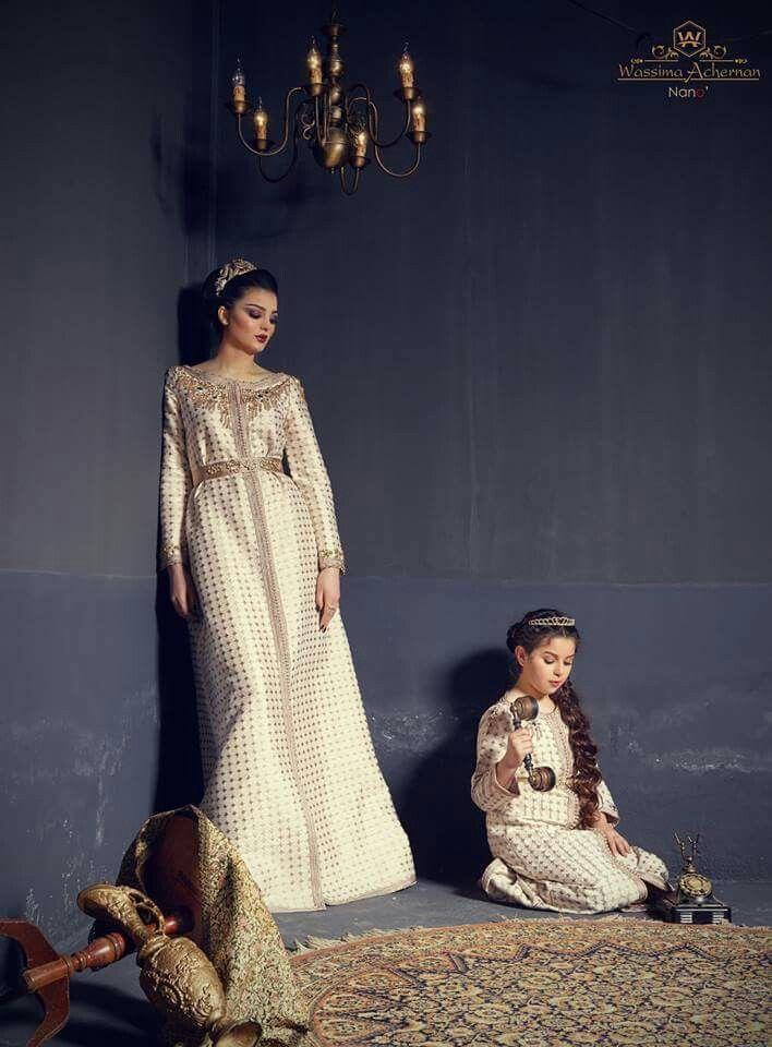 Caftan marocain, Kaftan marocain : - samir raj kumar