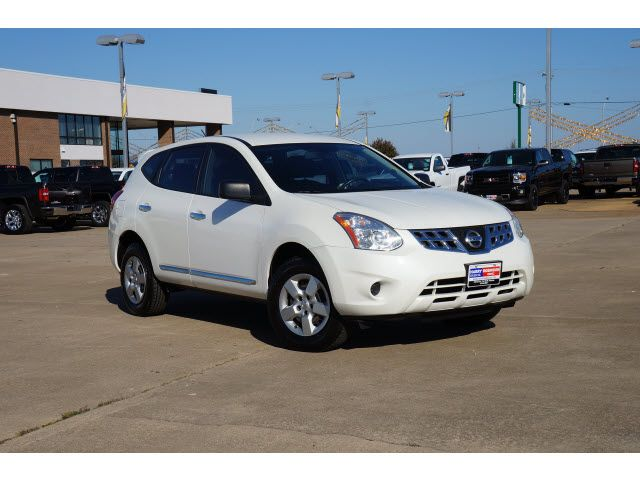 Used 2013 Nissan Rogue S In Fort Smith, AR Area   Harry Robinson Buick GMC