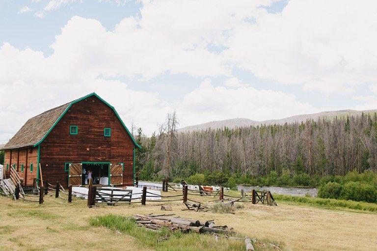 Double-A-Barn-Wedding-42   Barn wedding, Colorado mountain ...