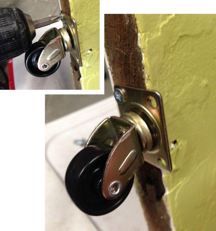 Attractive DIY: Rolling Door Hardware Using Plumbing Pipe. Get The Look + Function Of A