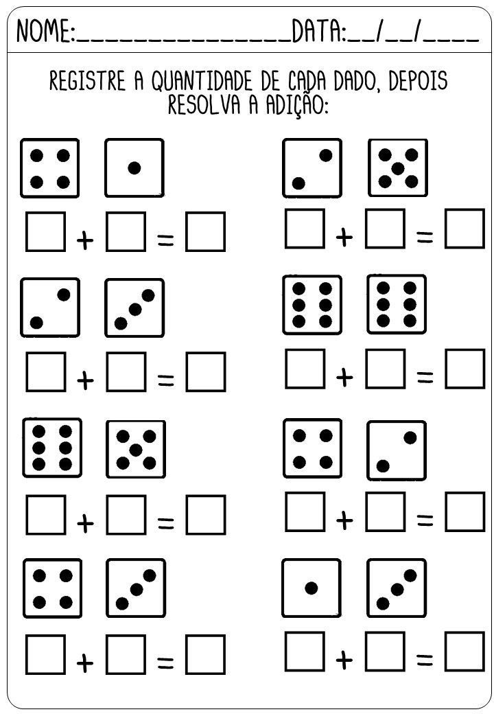 Print Go Addition And Subtraction Practice Worksheets Buku