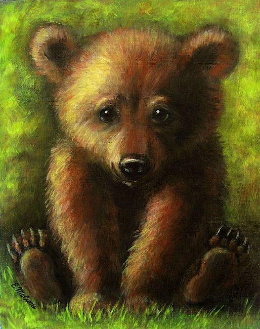 Private Profile Page Bear Artwork Bear Paintings Bear Art