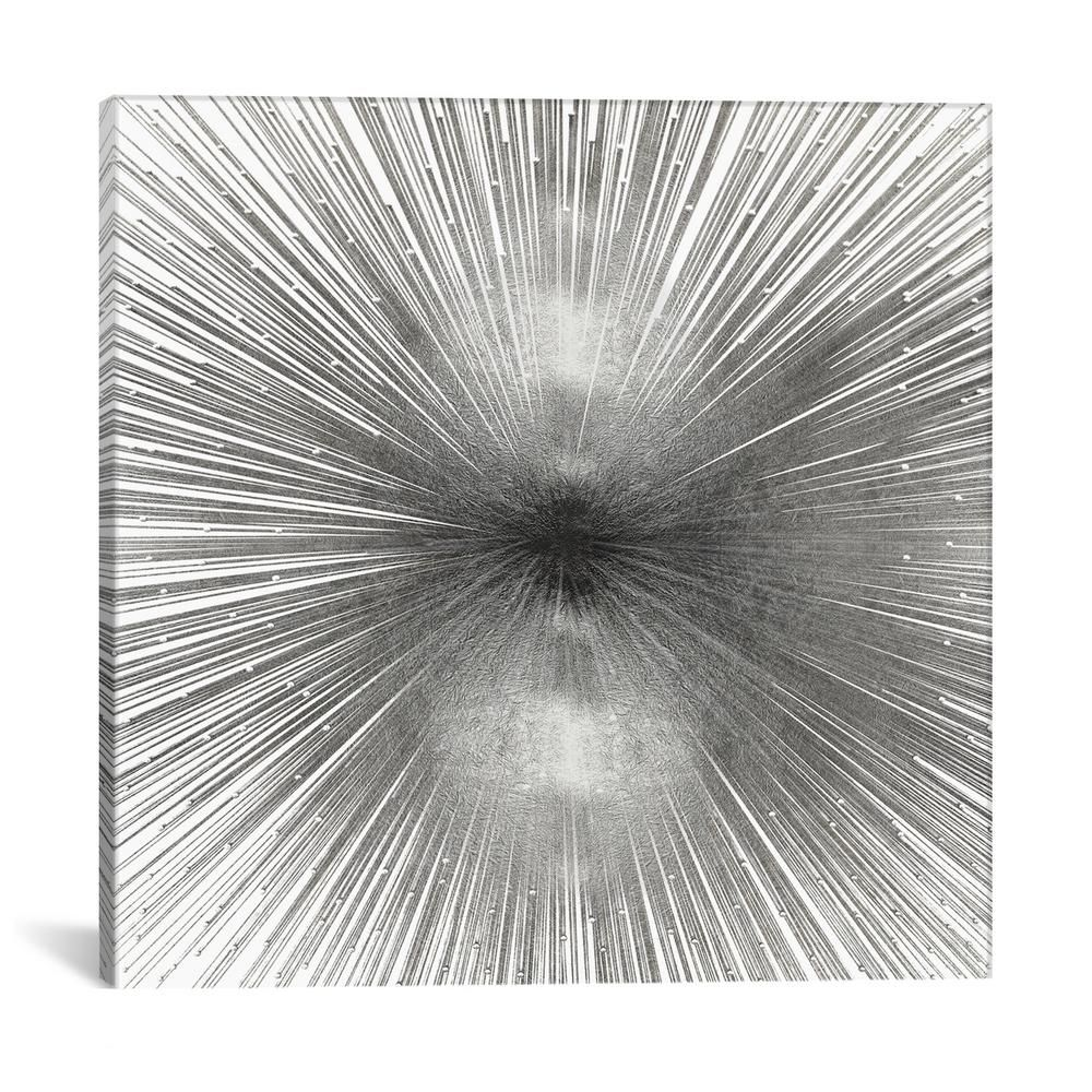 icanvas radiant silver by abby young canvas wall art on icanvas wall art id=95408