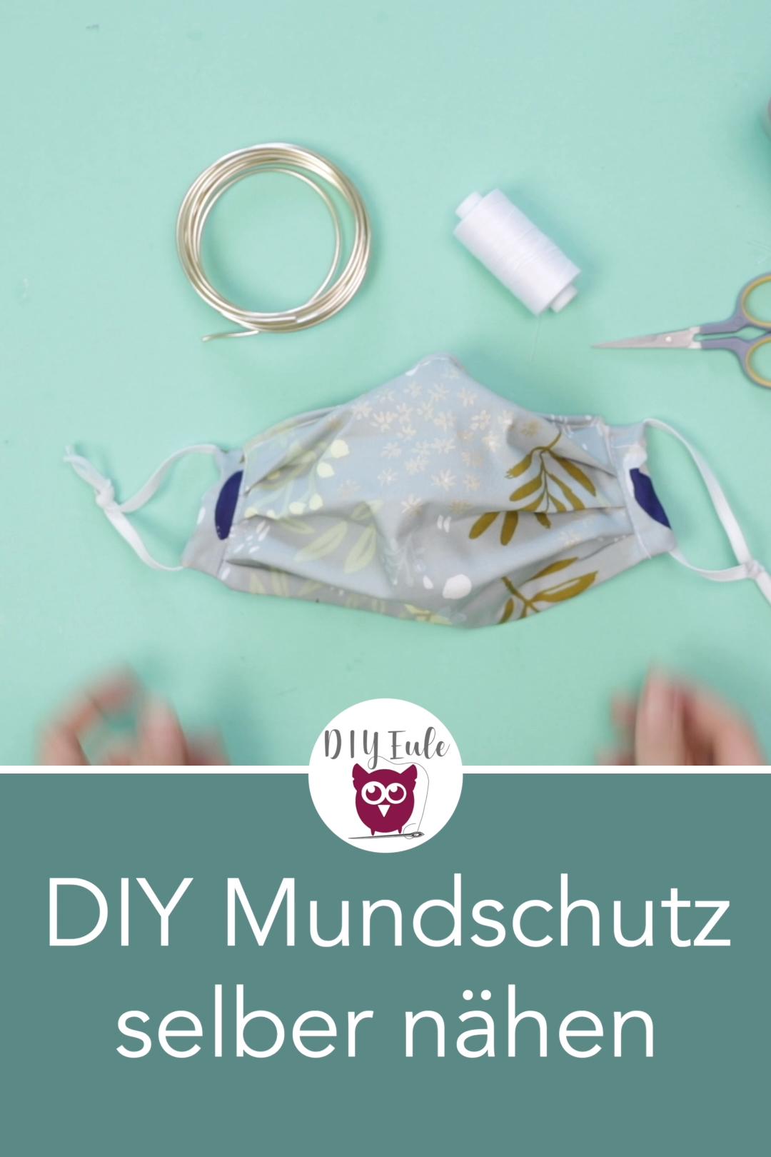 Photo of Sew respiratory mask / mouthguard yourself