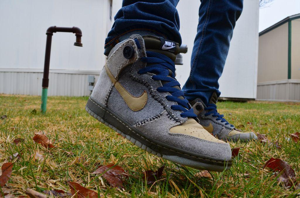 size 40 b248d 686ad  Coraline  Nike Dunk High