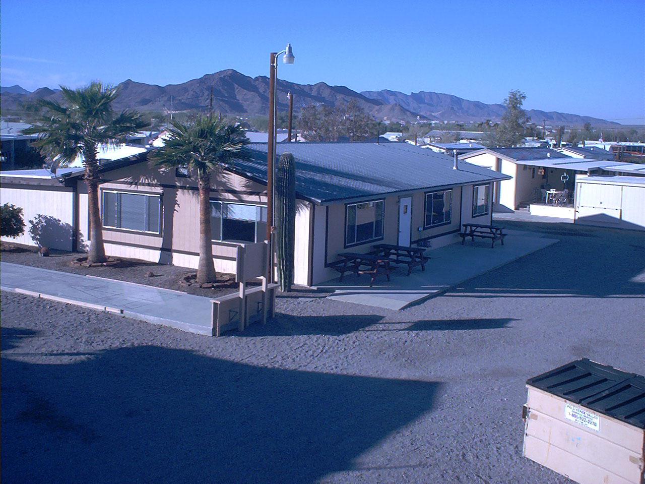 Kofa Mountain RV Park at Quartzsite, Arizona   Camping ...