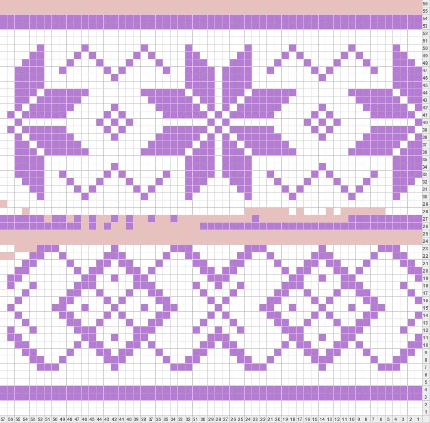 Alice's Easy Fair Isle | Colorwork knitting patterns | Pinterest ...