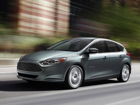 Ford Focus Electric Ford Focus Carro Mais Vendido Carros Eletricos